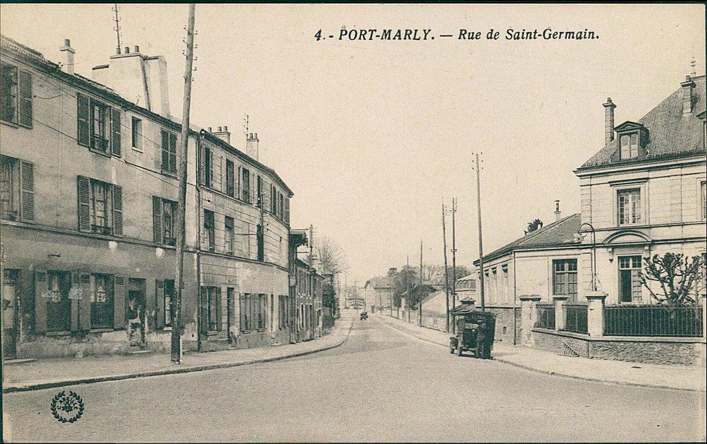 Rue de Saint-Germain