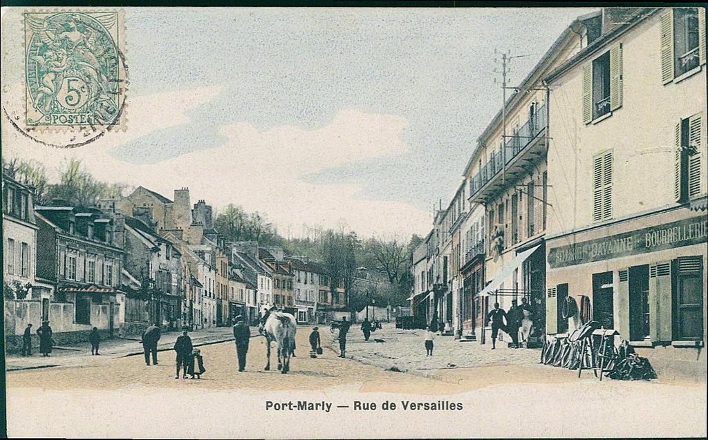 Rue de Versailles