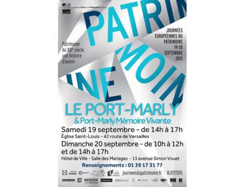Journées du patrimoine : 19 et 20 Septembre 2015