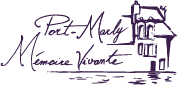Port-Marly Mémoire Vivante Logo