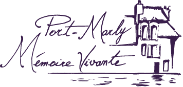 Port-Marly Mémoire Vivante Retina Logo